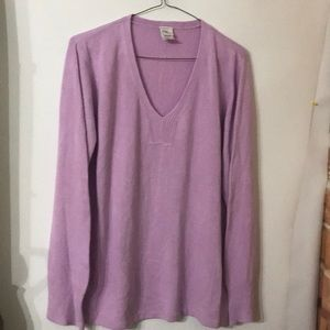 JUST MY SIZE LADY LILAC TOP size 4X